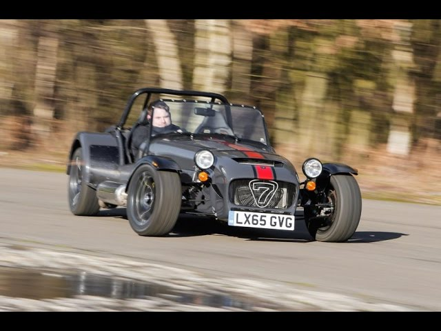 Details 2016 Caterham Seven 620S review