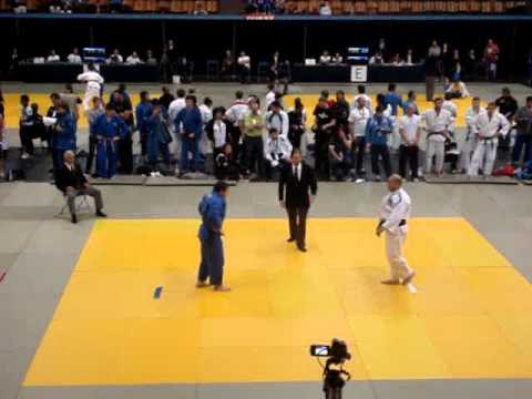 Sensei Ricardo ouchi gari gaeshi quebec open 2010 canad Image 1