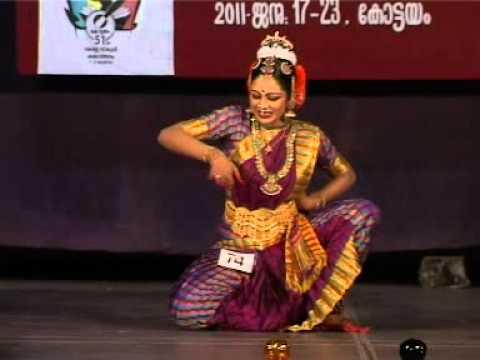 Aishwarya Performing Kuchipudi In State 51st Kalolsavam video