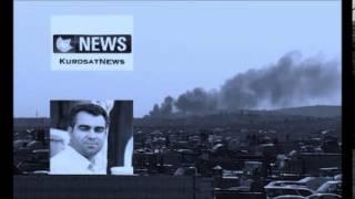 KurdSat News: Ibrahim Muslem li ser Kobanî 21-10-2014 22:25