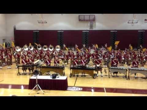 Riverview High School Kiltie Band Sept 6, 2013 #2 Sarasota, FL