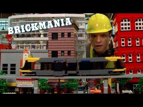 Brickmania - Choo Choo Bob Show
