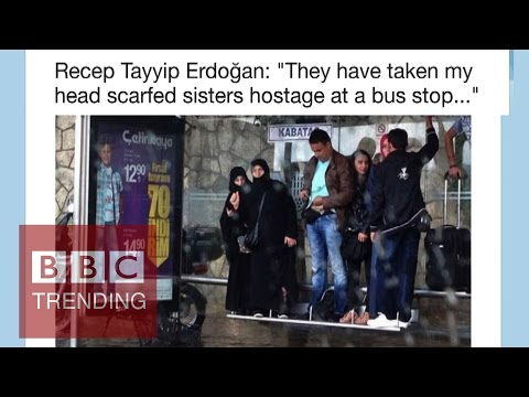 Turkey's Twitter turnaround? #BBCtrending