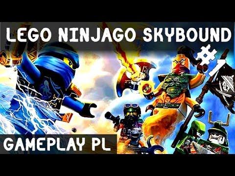 LEGO NINJAGO SKYBOUND PO POLSKU #1   Darmowe Gry Online