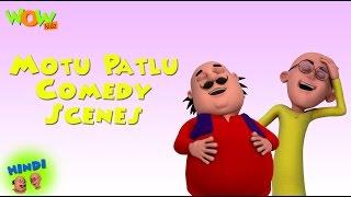 Motu Patlu Comedy Scenes - Compilation Part 9 - 45 Minutes of Fun! As seen on Nickelodeon