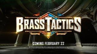 Brass Tactics Teaser Trailer