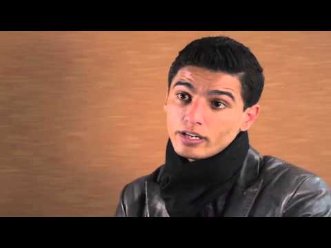 An interview with Arab Idol winner Mohammed Assaf (Arabic)