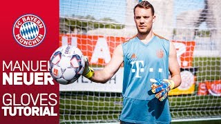 Manuel Neuer Tutorial: How to Pick Your Goalkeeper Gloves!