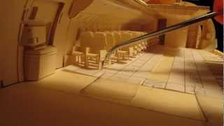 Manila Folder 777 - Seat Installation/Cabin Furnishing Time-lapse