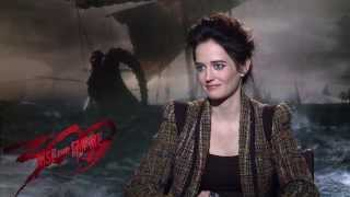 Eva Green Interview for 300 Rise of an Empire