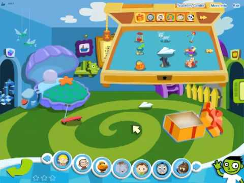 PBS Kids Play - Learning Services Demo