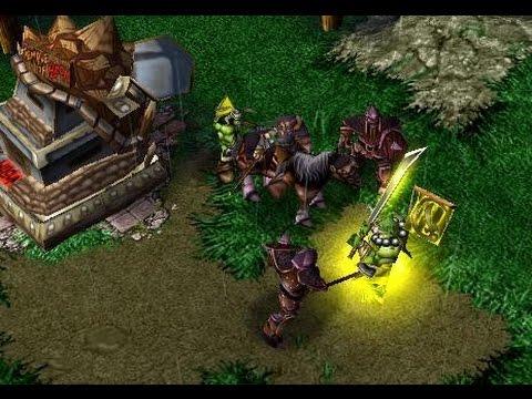Скачать игру Warcraft 3: Frozen Throne через торрент