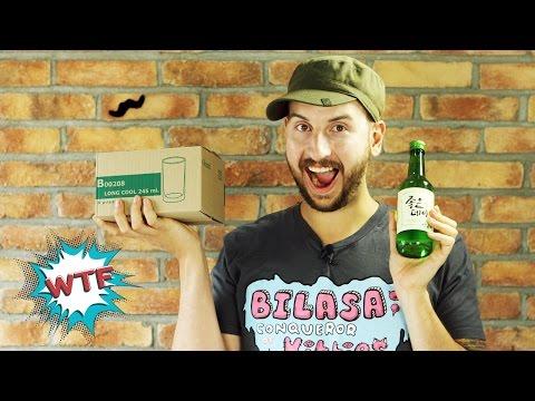 WTF - Beer + Soju Mixing Glasses