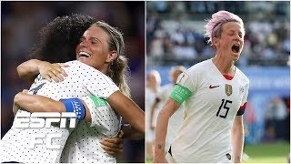 Women39s World Cup quarterfinals predictions USA vs. France, more  ESPN FC