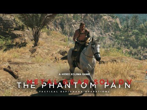 Metal Gear Solid 5: The Phantom Pain - TGS 2014 Demo Gameplay (English) TRUE-HD QUALITY