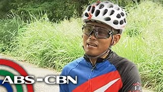 TV Patrol: 4 na Pinoy, lalahok sa cycling festival sa London