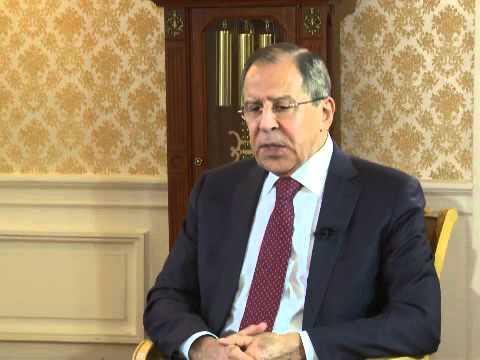 Интервью С.Лаврова МИА Россия сегодня