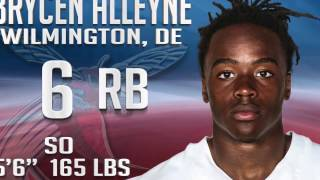 Brycen Alleyne #6 Sophomore Season