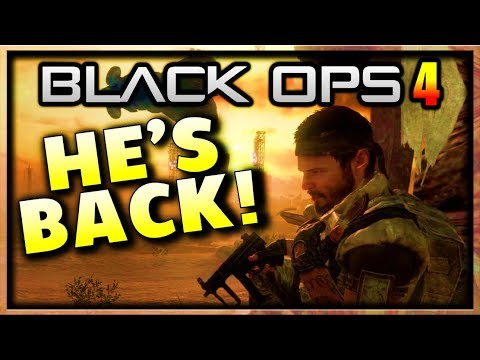 Call of Duty Black Ops 4 Confirmed/Leaked By Treyarch Sgt. Frank Woods Actor!? (Call of Duty 2018)