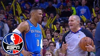 NBA players and referees need a truce | NBA Countdown | ESPN