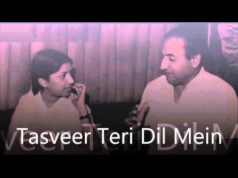 Tasveer Teri Dil Mein - Instrumental by Rohtas