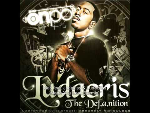 Nas - Made You Look (Remix) (Feat. Ludacris &
