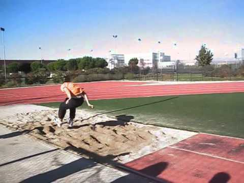 ATLETISMO   TRIPLE SALTO