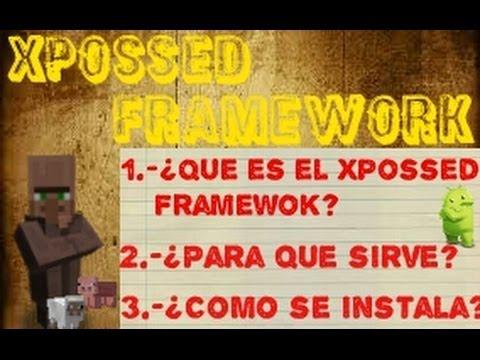 ¿Que es Xpossed Framework? y como se utiliza [Bien Explicado 2014]