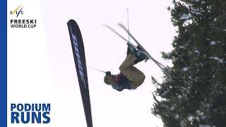 Brita Sigourney | Ladies' Halfpipe | Copper Mountain | 3rd place | FIS Freeski