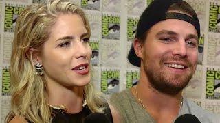 Arrow Cast Talks