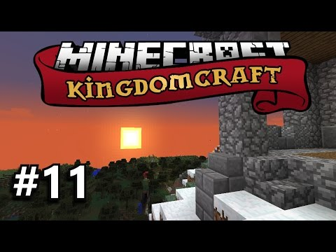 Minecraft Kingdomcraft SMP || Ep. 11 || Cathedral Construction