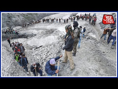 After Terror Attack, Pilgrims Vow To Complete Amarnath Yatra