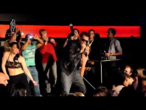 Million Stylez Live on Stage  ( in Club B9 Aachen )