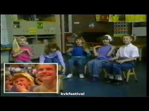 Kinderen voor Kinderen Festival 1990 - Mijn draaiboek