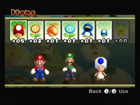 Let's Play New Super Mario Bros Wii! pt 16 Two sides to every multiplayer