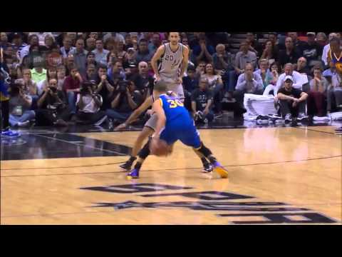 Stephen Curry 44pts 11asts Full Highlight vs Tim Duncan the Spurs 2013 Playoff Gm1