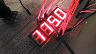 Learn how to use 4-digit-7-segment LED Display