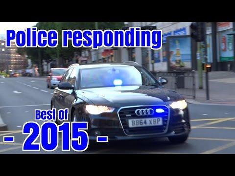 Police Responding - BEST OF 2015 -