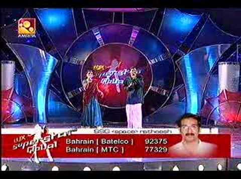 Ratheesh & Sruthi - manikyakallal on SSG Amrita TV