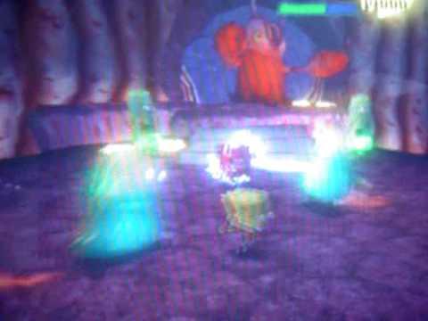 SpongeBob Movie Game: Level 10: Now That We're Men