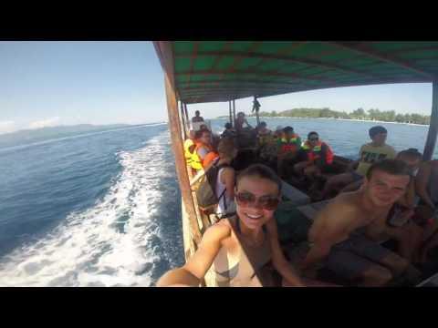 Reise durch Australien/Indonesien