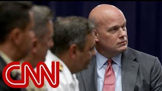 Who is acting Attorney General Matt Whitaker?