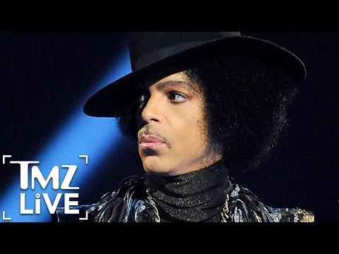 Prince Overdose Days Before Death (TMZ Live)