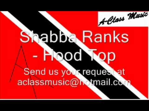 Shabba Ranks Hood Top video