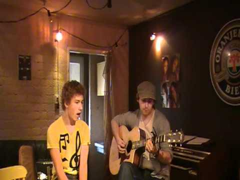 Katy Perry - Teenage Dream Cover (EddandCas)