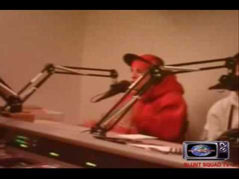 Bronxmob at NYC Underground Radio Stations November 2003