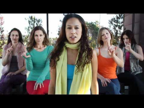 Yoga Girls of the World