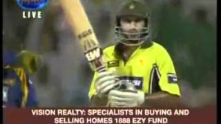 Shahid Afridi 6 Sixes in an over.by NAWAZ 03454778522 KHWAJGAN MANSEHRA