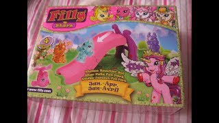 Opening Filly stars pets playsets