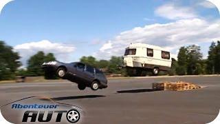 Wohnwagen-Test extrem | Todsünden mit dem Anhänger | Abenteuer Auto Classics
